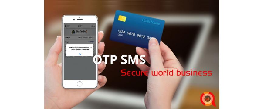 Giải pháp xác thực OTP trong các giao dịch trực tuyến