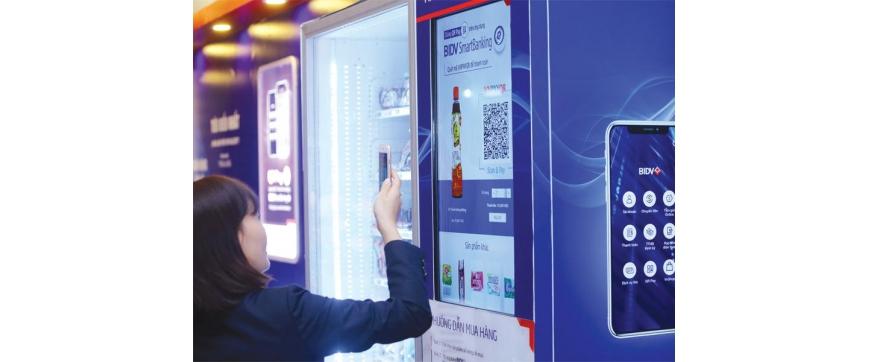 Tương lai rộng mở cho dịch vụ thanh toán không dùng tiền mặt