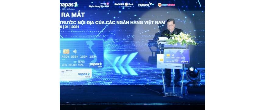 Chính thức ra mắt thẻ tín dụng nội địa và thẻ trả trước nội địa