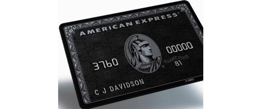 Thẻ đen American Express - item sang chảnh quyền lực bậc nhất mà bất kì