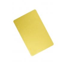 Phôi thẻ nhũ vàng